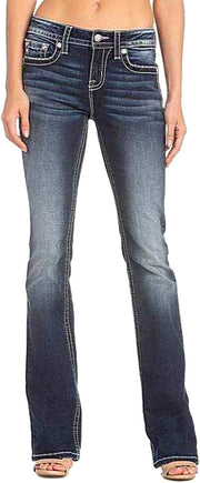 Soaring High Bootcut Jeans