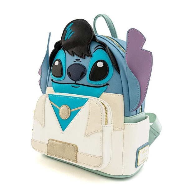 Disney Lilo & Stitch Elvis Stitch Cosplay Mini Backpack