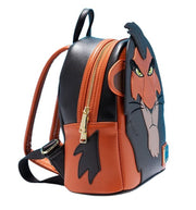 Disney Lion King Scar Cosplay Mini Backpack - side