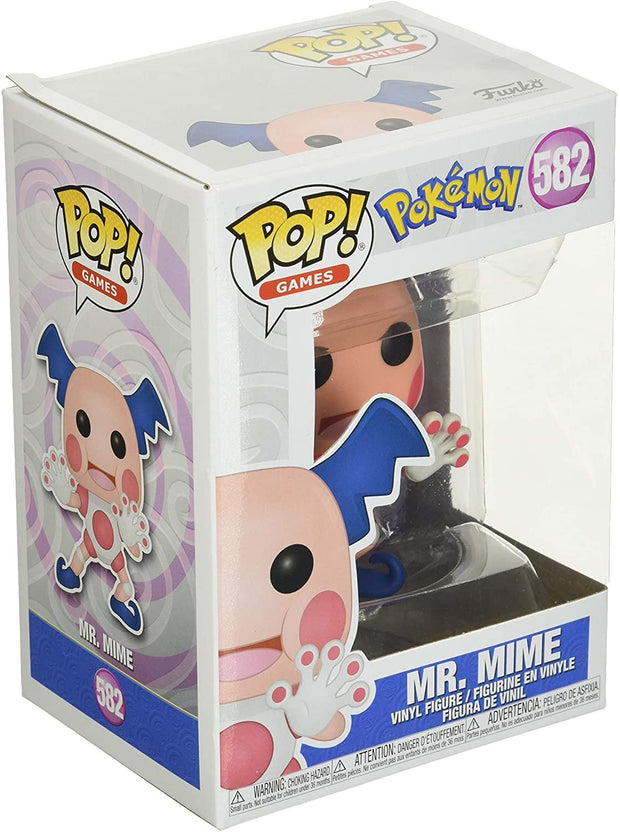 Pokemon Mr. Mime POP! Vinyl Figure