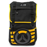 Loungefly x Overwatch Logo Backpack - FRONT