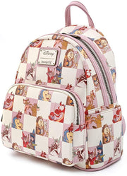 Disney Princess Sidekicks Allover Print Mini Backpack