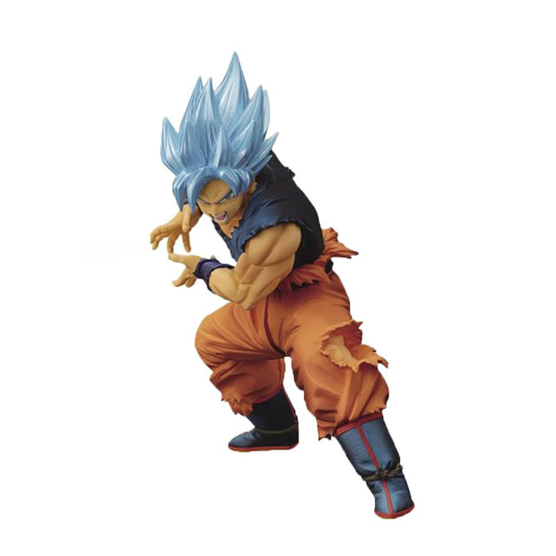 Dragon Ball Super Maximatic The Son Goku II SSGSS Figure