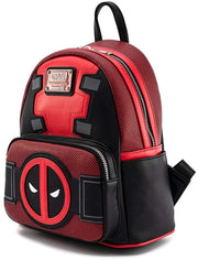 Marvel Deadpool Merc with a Mouth Cosplay Mini Backpack