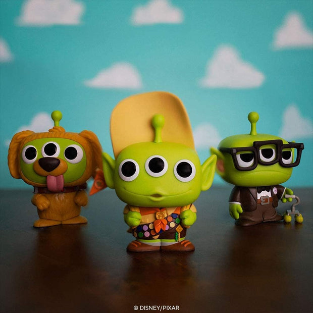 Funko Pop! Disney: Pixar Alien Remix - Alien as Dug Vinyl Figure