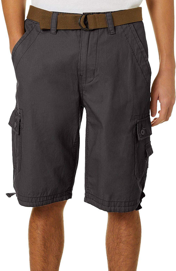 Caution Rip Cargo Short