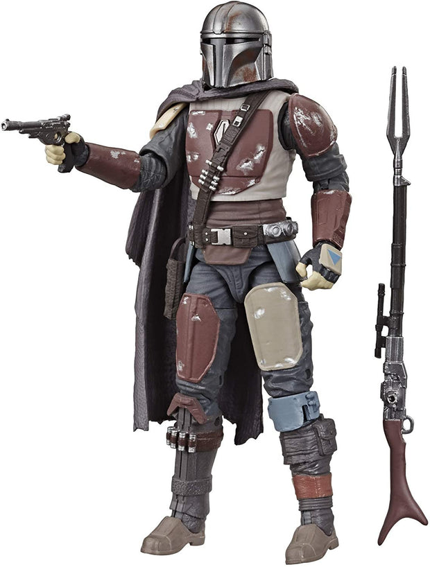 "Star Wars: The Black Series 6"" The Mandalorian"