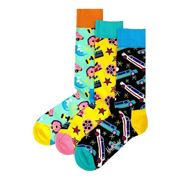Los Angeles LA Edition Socks Box Set - 3-Pack
