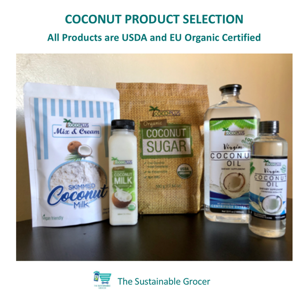 HELPFUL PRODUCTS DURING COVID-19 CRISIS - VCO COCONUT PRODUCTS