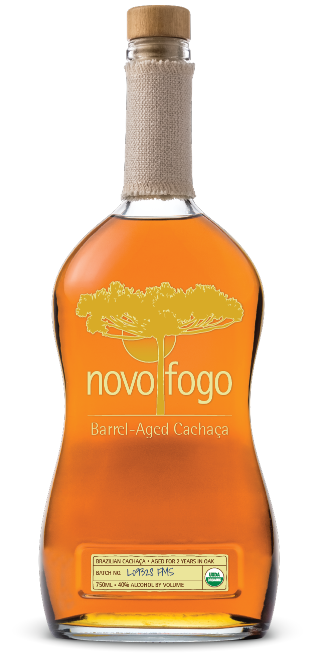 NOVO FOGO Barrel Aged 750ml