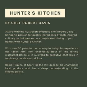 CHICKEN LIVER PÂTÉ from Hunter's Kitchen by Chef Robert Davis
