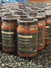 Load image into Gallery viewer, TOMATO CHUTNEY from Hunter's Kitchen by Chef Robert Davis