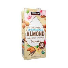 Load image into Gallery viewer, Organic Unsweetened Almond Milk Vanilla