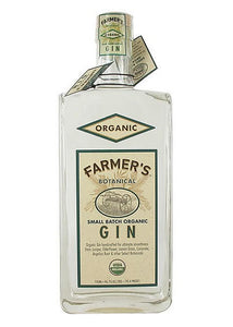 CROP FARMER'S BOTANICAL ORGANIC GIN 750ml