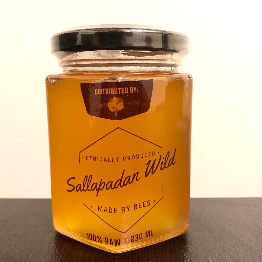 Sallapadan WILD HONEY, 230ml