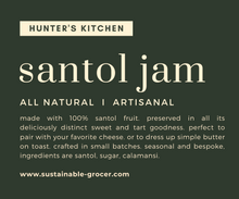 Load image into Gallery viewer, All Natural SANTOL JAM from Hunter's Kitchens by Chef Robert Davis