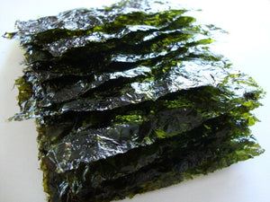 Winter Harvest Roasted Seaweed