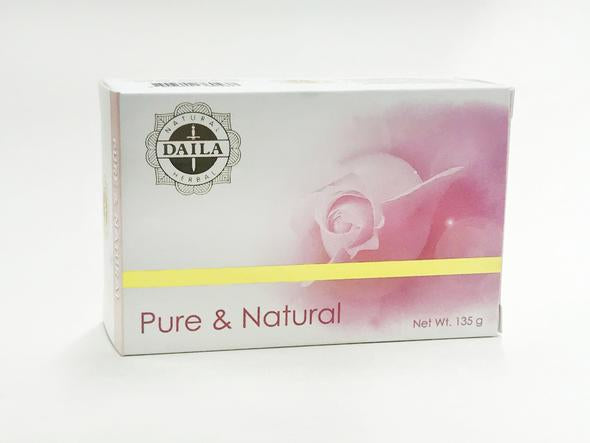 DAILA BATH SOAP - Pure and Natural 135g
