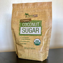 Load image into Gallery viewer, Certified Organic Coconut Sugar 500g