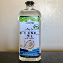 Load image into Gallery viewer, Certified Organic Virgin Coconut Oil 1000ml