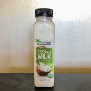 Certified Organic Skimmed Coconut Milk 300ml