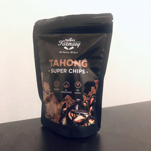 Nurture Farmacy - Super Chips - Tahong Chips 50g