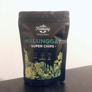 Nurture Farmacy - Super Chips - Malunggay Chips 50g