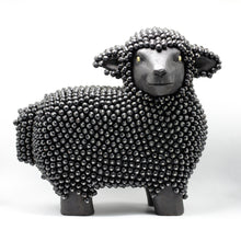 Load image into Gallery viewer, Wood Black Sheep.