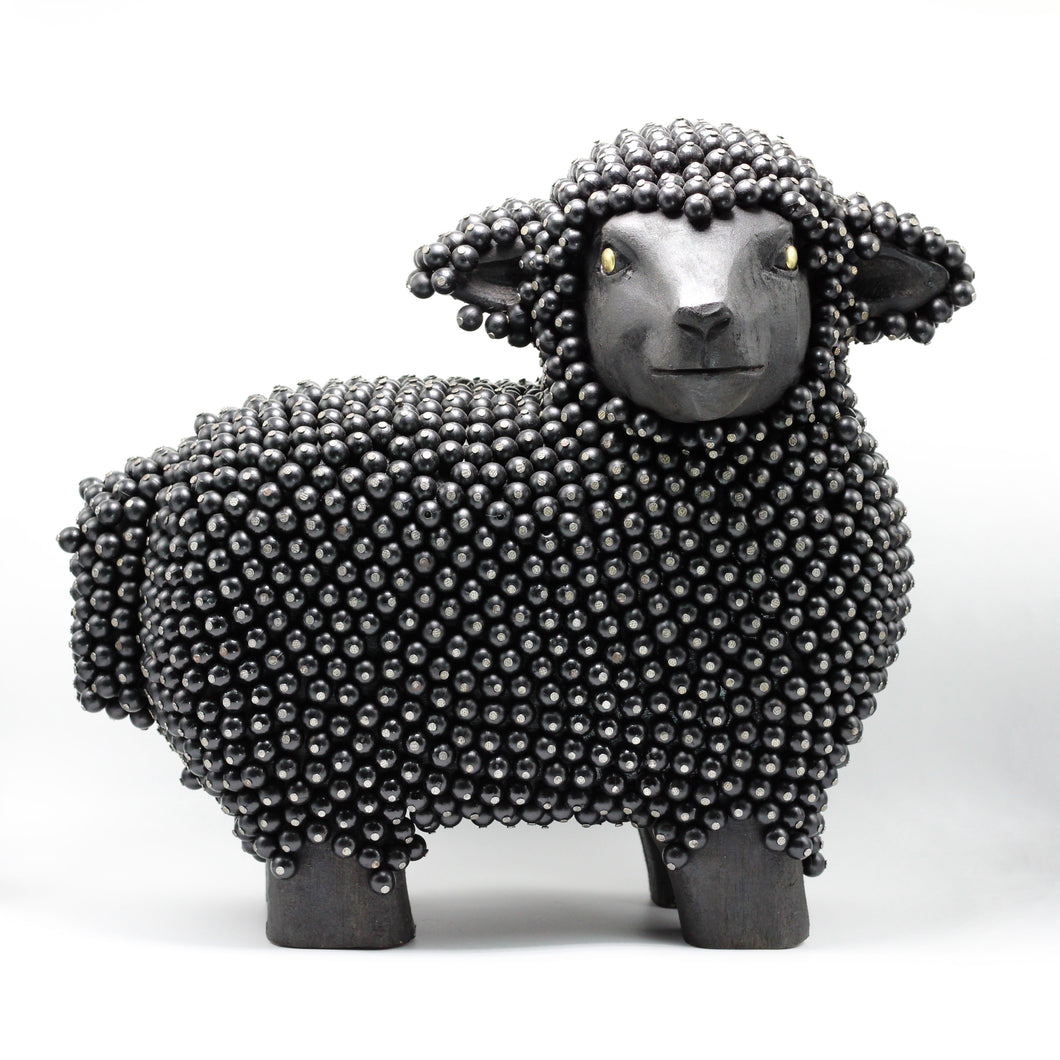 Wood Black Sheep.