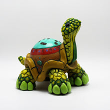 Load image into Gallery viewer, Ceramic Modeled Tortoise 1