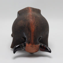 Load image into Gallery viewer, Ceramic Bull 26 Sculpture (medium)