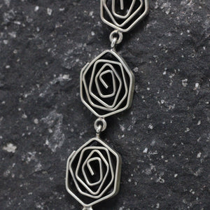 Silver Necklace 8