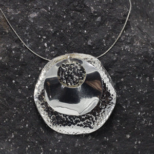 Silver Necklace 24