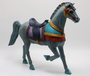 Turquoise Horse