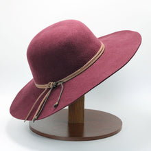 Load image into Gallery viewer, Killay Burgundy Hat