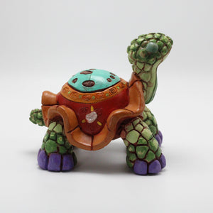Ceramic Modeled Small Tortoise 14