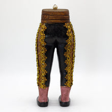 Load image into Gallery viewer, Black Bullfighter Pants sculpture