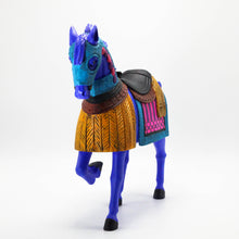 Load image into Gallery viewer, Blue Horse