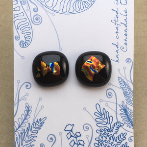 dichroic buttons