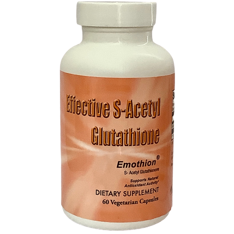 Effective S-Acetyl Glutathione