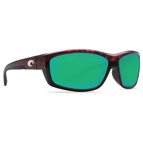 Costa Del Mar Saltbreak Tortoise w/580P Green Mirror Lens