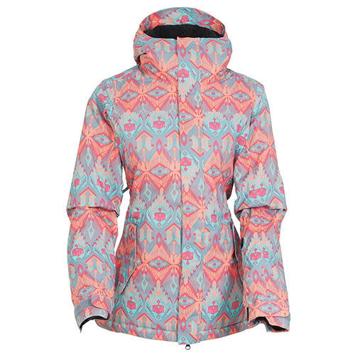 686 WOMEN'S AUTHENTIC PARADISE INSULATED JACKET