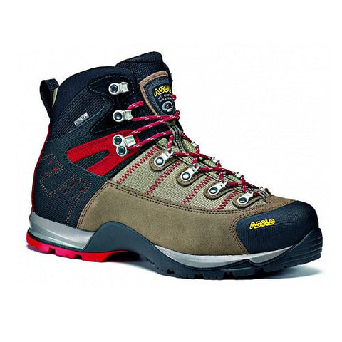 Asolo Fugitive GTX Wool/Black Hiking Boot