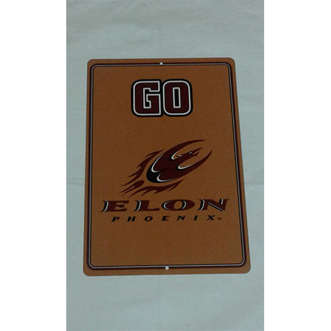 "Officially Licenced ""Go Elon"" Sign."
