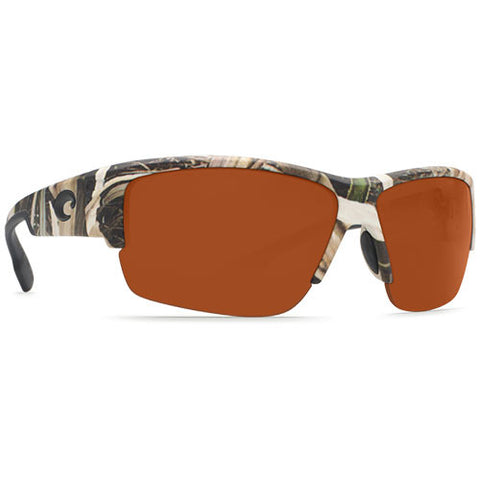Costa Del Mar Hatch Mossy Oak SGB w/580P Copper Lens