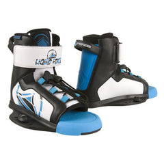 LIQUID FORCE NEMESIS WAKEBOARD BINDINGS - YOUTH - 12T-5Y