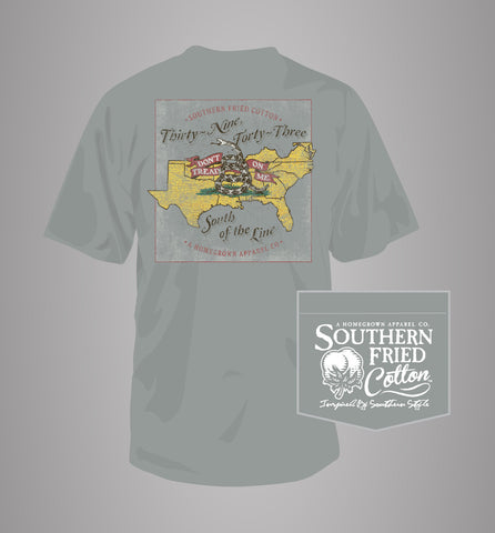 Southern Fried Cotton 3943 DON'T TREAD