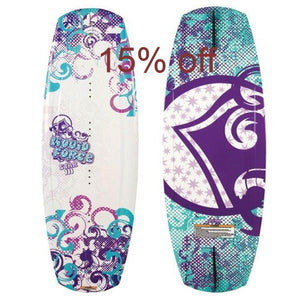 Liquid Force Star Wakeboard Girls