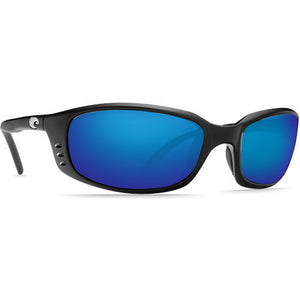 Costa Del Mar Brine Black w/400G Blue Mirror