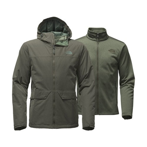 NORTHFACE  MEN'S CANYONLANDS TRICLIMATE JACKET